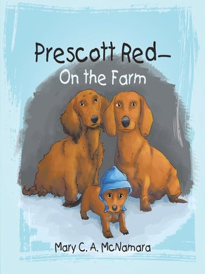 cover image of Prescott Red—On the Farm
