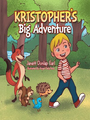 cover image of Kristopher'S Big Adventure