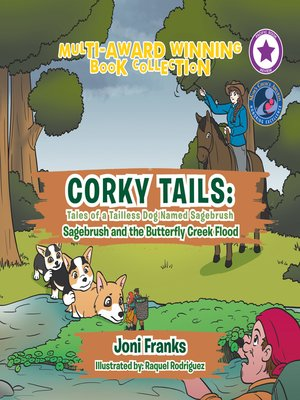 cover image of Corky Tails