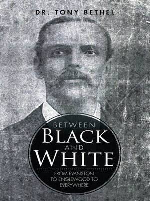 cover image of Between Black and White