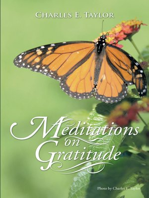 cover image of Meditations on Gratitude
