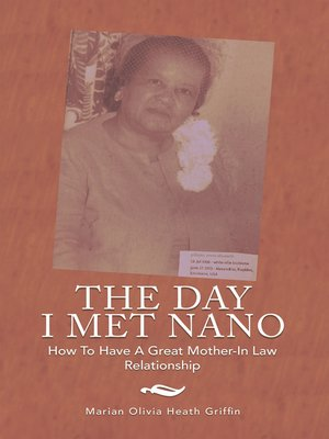 cover image of The Day I Met Nano
