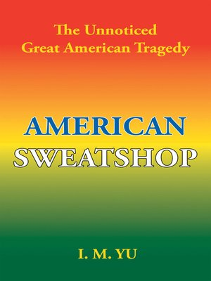 cover image of American Sweatshop