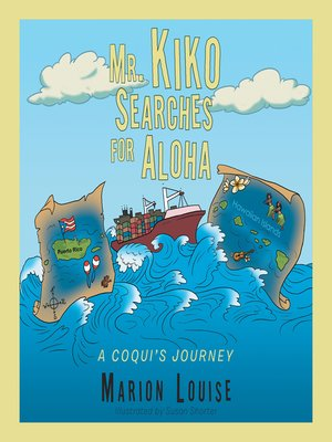 cover image of Mr. Kiko Searches for Aloha