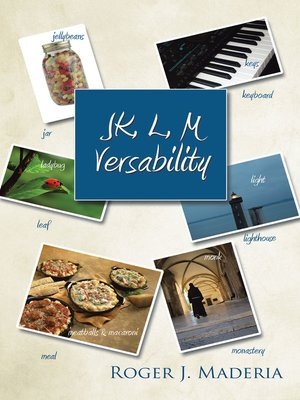 cover image of Jk, L, M Versability