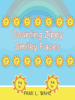 cover image of Counting Zippy Smiley Faces
