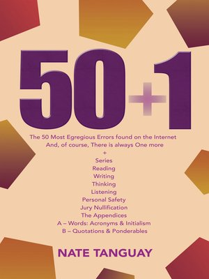 cover image of 50 + 1
