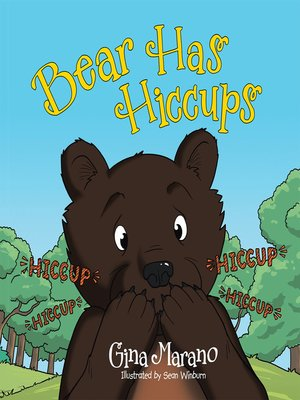 cover image of Bear Has Hiccups