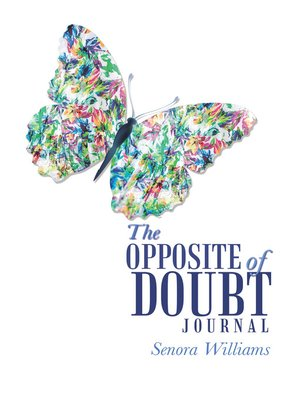 cover image of The Opposite of Doubt Journal