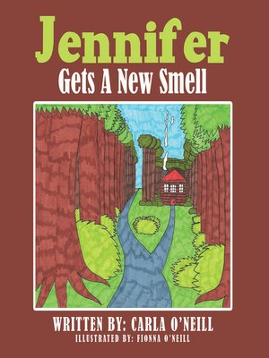 cover image of Jennifer Gets a New Smell