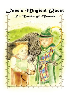 cover image of Jane's Magical Quest