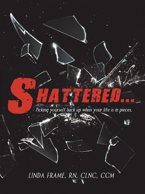 cover image of Shattered...