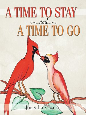 cover image of A Time to Stay and a Time to Go