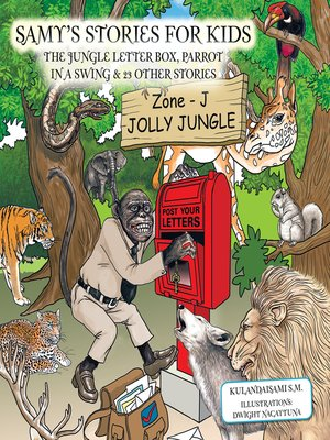 cover image of Samy's Stories for Kids