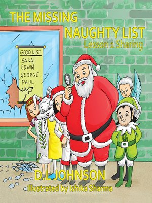cover image of The Missing Naughty List