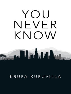 cover image of You Never Know