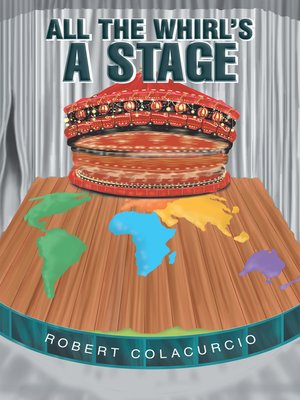 cover image of All the Whirl's a Stage