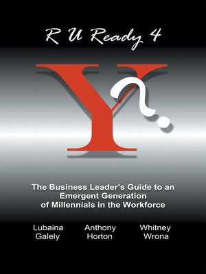 cover image of R U Ready 4 Y?