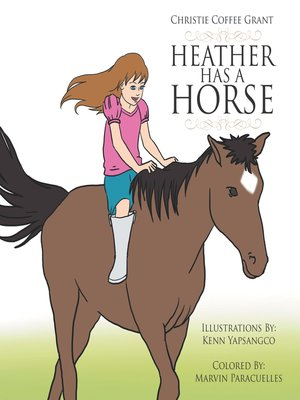 cover image of Heather Has a Horse