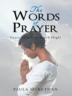 cover image of The Words of Prayer