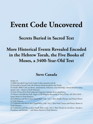 cover image of Event Code Uncovered