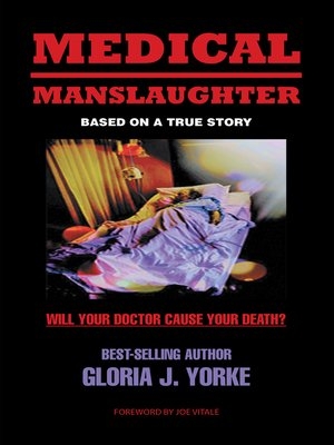 cover image of Medical Manslaughter