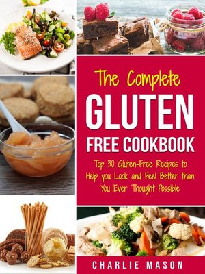 cover image of Gluten- Free Cookbook