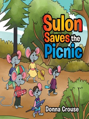 cover image of Sulon Saves the Picnic