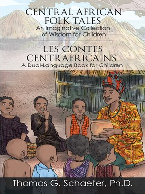 cover image of Central African Folk Tales