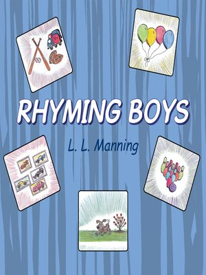 cover image of Rhyming Boys