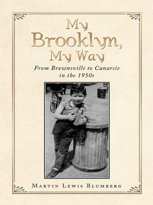 cover image of My Brooklyn, My Way