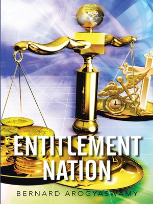 cover image of Entitlement Nation