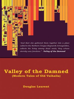 cover image of Valley of the Damned