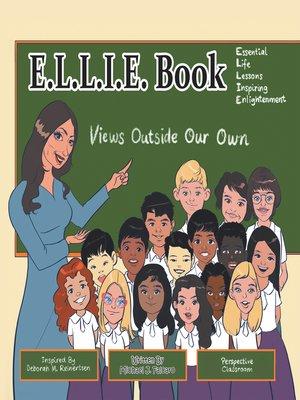 cover image of E.L.L.I.E. Book
