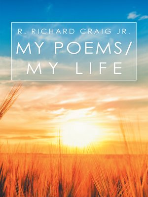 cover image of My Poems/ My Life