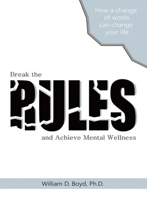cover image of Break the Rules