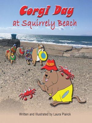 cover image of Corgi Day at Squirrely Beach