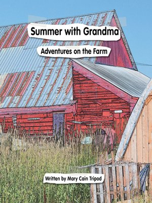 cover image of SummerWithGrandma