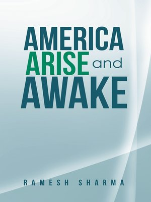 cover image of America Arise and Awake