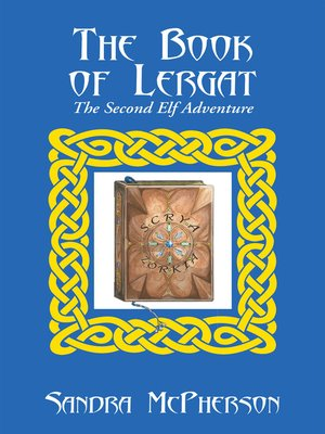 cover image of The Book of Lergat