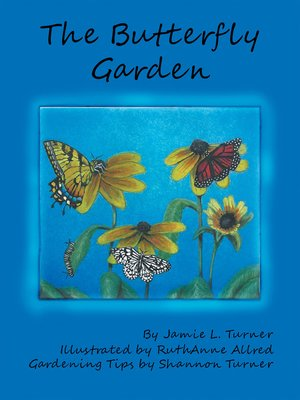 cover image of The Butterfly Garden