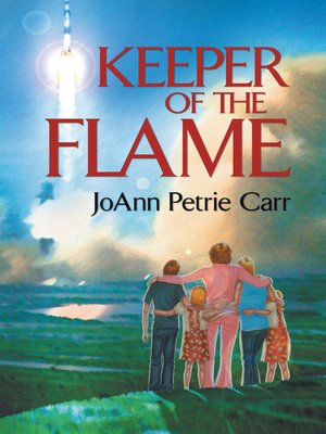 cover image of Keeper of the Flame