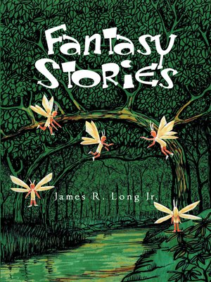 cover image of Fantasy Stories