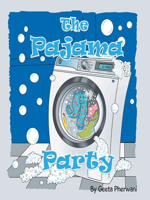 cover image of The Pajama Party