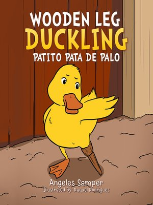 cover image of Wooden Leg Duckling