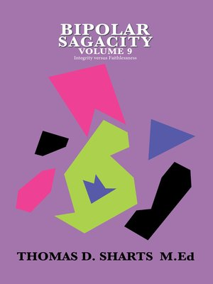 cover image of Bipolar Sagacity Volume 9