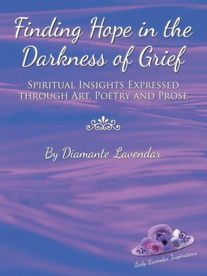 cover image of Finding Hope in the Darkness of Grief