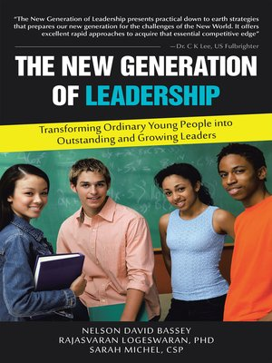 cover image of The New Generation of Leadership