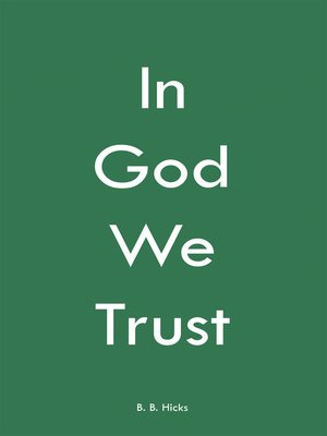 cover image of In God We Trust