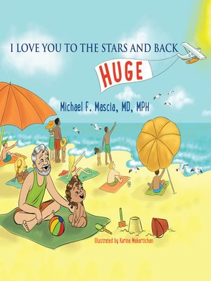 cover image of I Love You to the Stars and Back